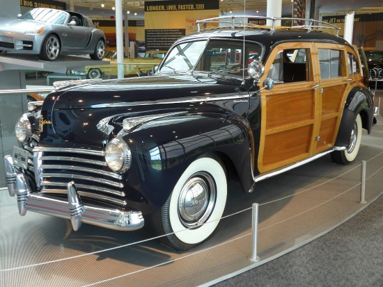 Walter P Chrysler Museum Auburn Hills 2018 All You Need To Know Before Go With Photos Tripadvisor