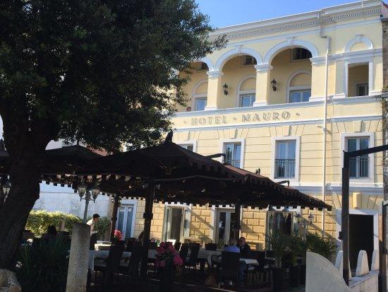 Boutique Hotel Mauro: Frente del hotel