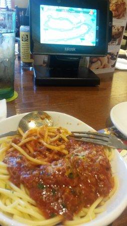 Chicken Alfredo Fettuccini Picture Of Olive Garden South Portland Tripadvisor