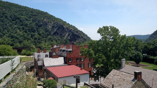 Harpers Ferry Historic District Picture Of Harpers Ferry - Trip advisor harpers ferry