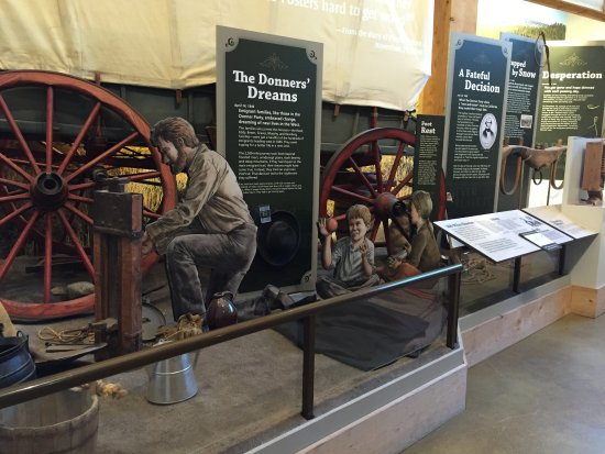 Norden, Californien: Donner Summit Historical Museum