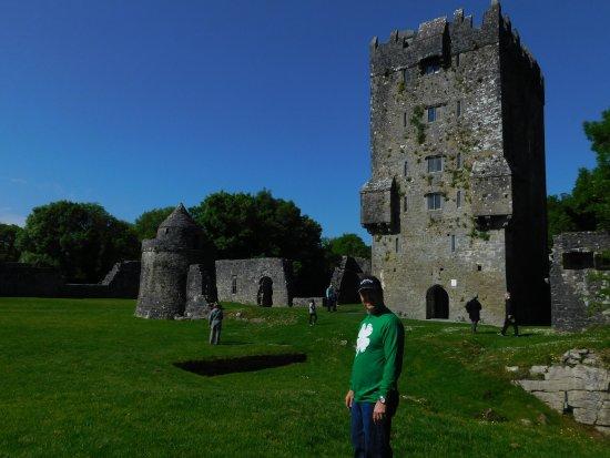 Aughnanure Castle Photo