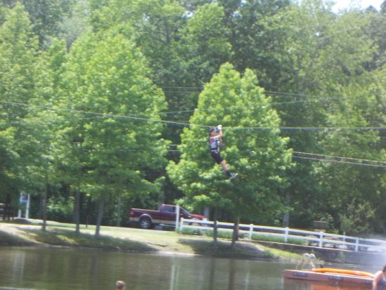 Big Timber Lake Family Camping Resort-billede