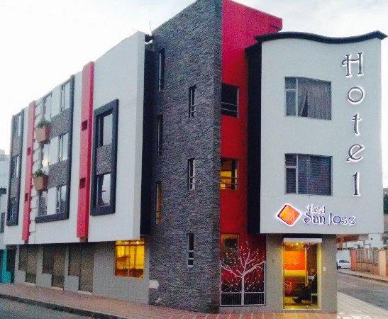 Hotel San José, su casa en Ipiales