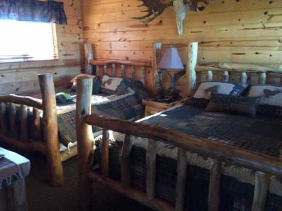 Frontier Cabins Motel-billede