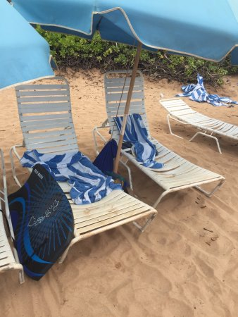 Beach Chair Quality UNACCEPTABLE