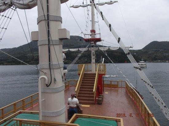 Foto de Hakone Pirate Ship