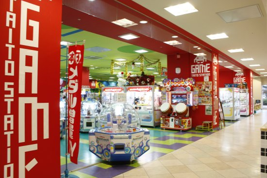Taito Station, iCity 21 Matsumoto
