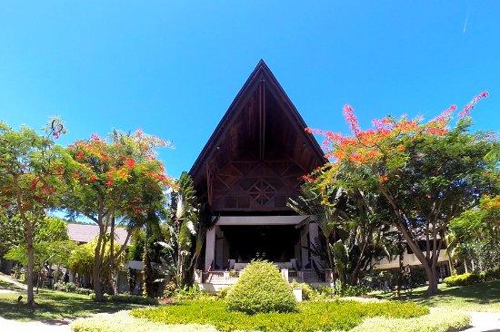 Nexus Resort & Spa Karambunai: 리셉션