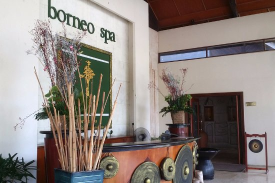 Nexus Resort & Spa Karambunai: 보르네오스파