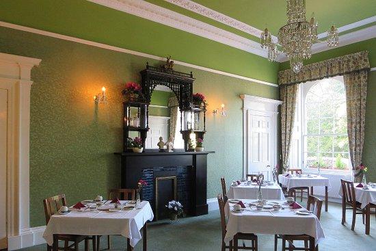 Adria House: Breakfast room