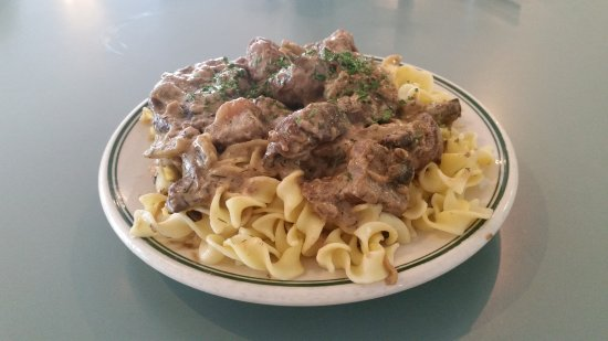 ‪‪Bliss‬, ‪Idaho‬: Beef Stroganoff‬