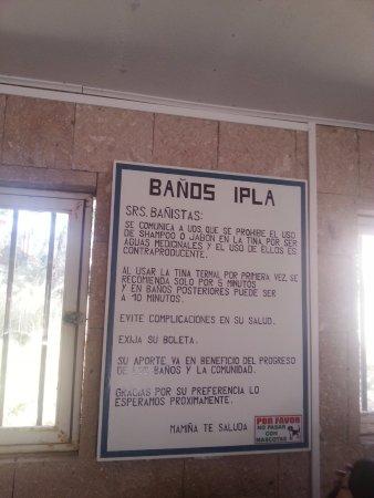 Iquique, Chile: Instrucciones