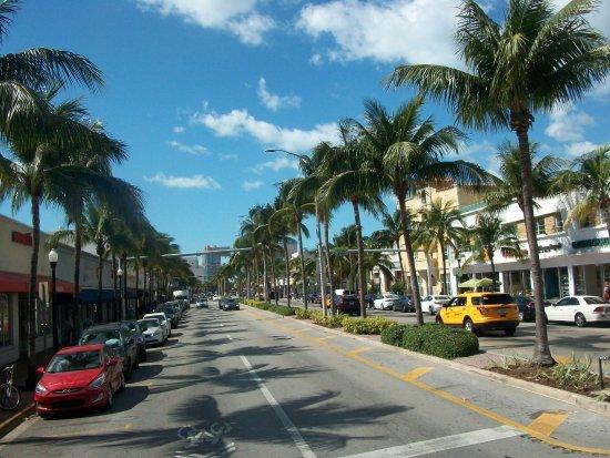 Collins Av Conecta Con Las Prinles Atracciones De Miami Beach