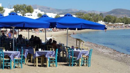 Foto de Nissaki Beach Hotel Naxos