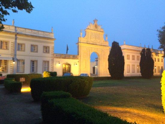 Tivoli Palácio de Seteais: Hotel at hight