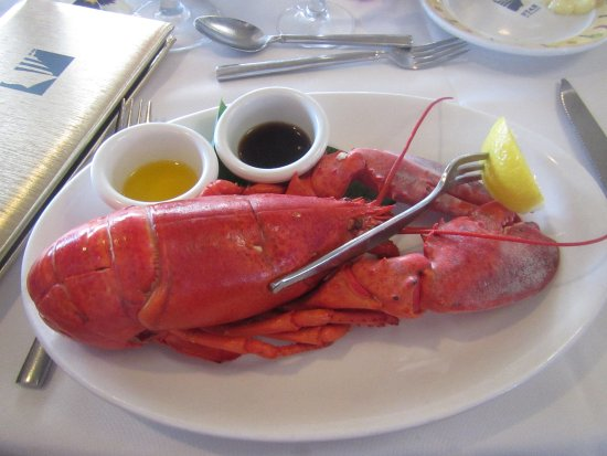 Star of Honolulu - Dinner and Whale Watch Cruises: Lobster was so fresh!