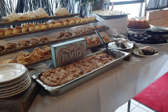 Thorndale, TX: Sunday Brunch buffet best home made food !!