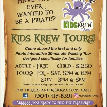 ‪Kids Krew Tours‬