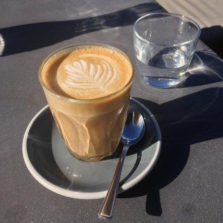 Decent Coffee In London At Last Picture Of Caravan Kings
