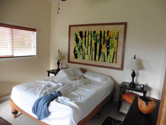 Haena, Hawaï: Schlafzimmer