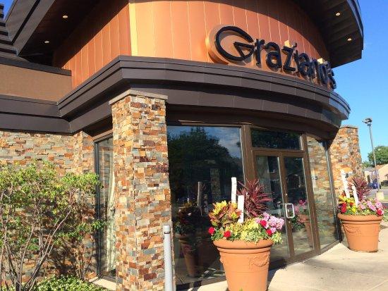Niles, IL: Graziano's Brick Oven Pizza
