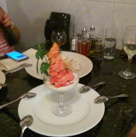 Come E Cala-Te: Dessert with a twist made from fruit