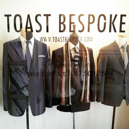 Toast Bespoke