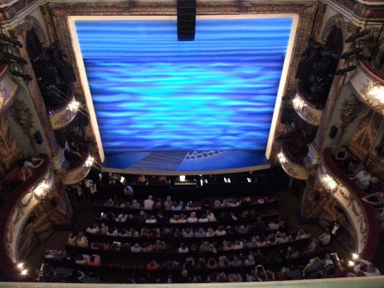 Novello theatre picture of novello theatre london for Balcony novello theatre
