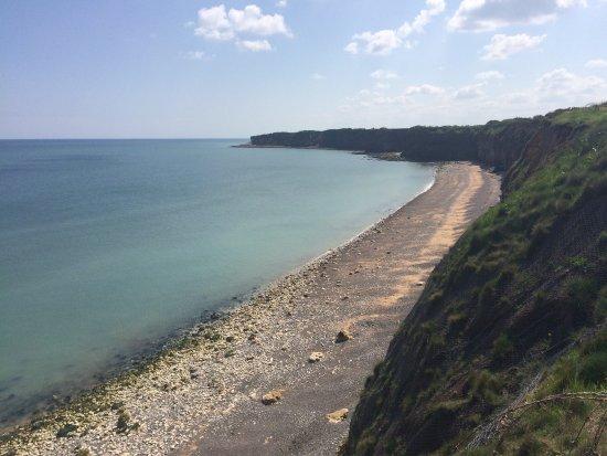 Basse-Normandie, ฝรั่งเศส: Point De Hoc