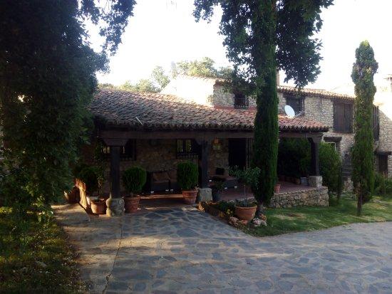 Caba as en los arboles y casas rurales pedroso de acim - Cabanas en los arboles espana ...