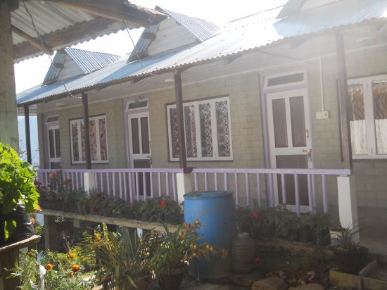 Entrance - Picture of Hotel Dream Hut, Rishop - Tripadvisor