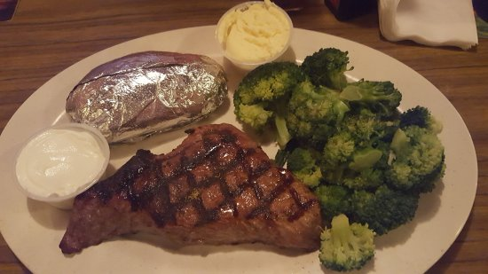 Black Canyon City, AZ: Top Sirloin