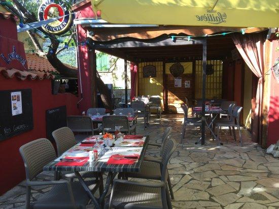 Lou Barral : coin restaurant