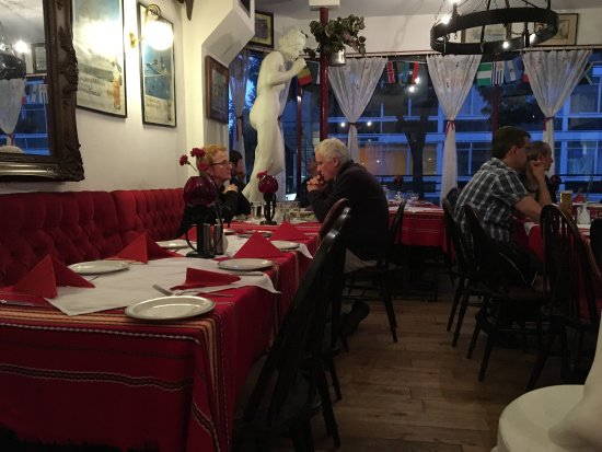 Picture of zorba 39 s greek taverna london for 18 leinster terrace london w2 3et