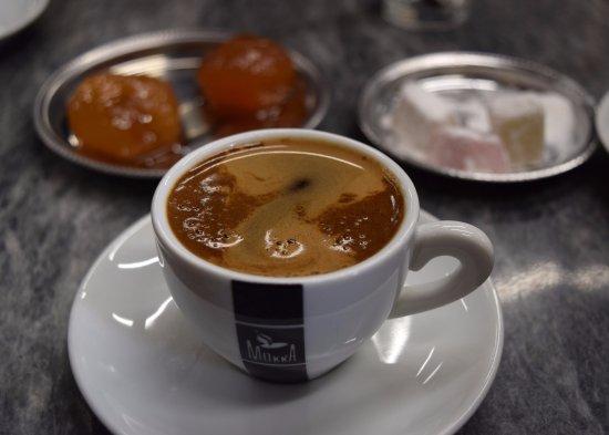 Athens Walks Tour Company : Turkish Coffee with Spoon Sweets