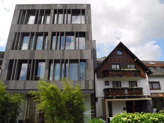 Weinhaus Becker Hotel: Hotel met oude en nieuwe gedeelte