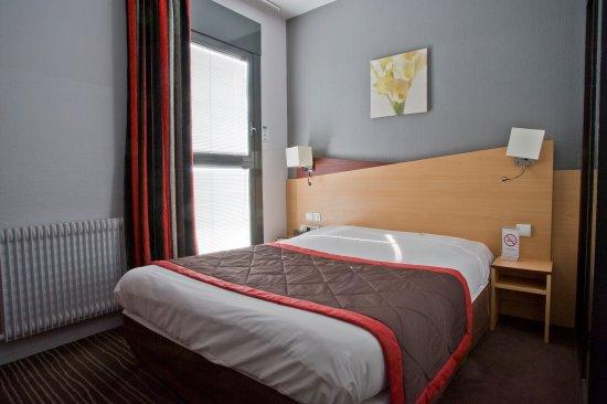 Kyriad dijon gare hotel france voir les tarifs 210 for Prix chambre kyriad