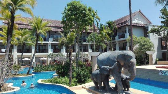 Cooee Apsara Beachfront Resort Villa Thailan