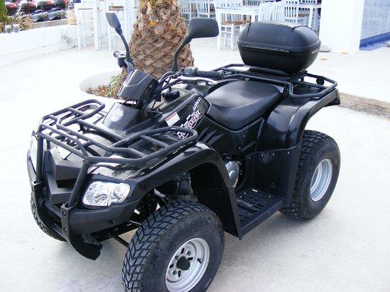 Milos Rides - Car & Moto Rentals