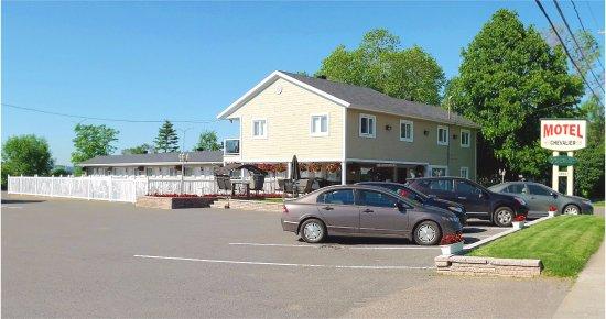 Le Motel Chevalier