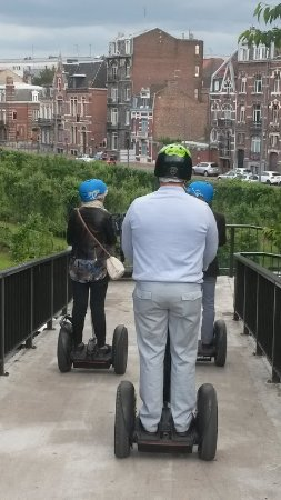 ‪Mobilboard Segway Lille‬