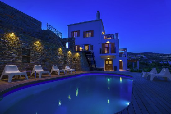Belvedere Suites on Andros
