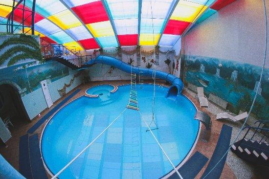 Swimming Pool Aqua Club