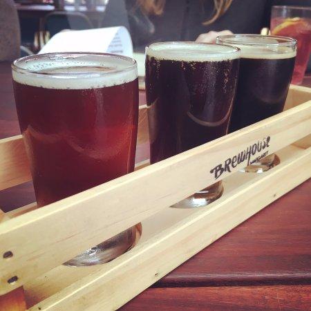 Beer Tasting Tray Picture Of Margaret River Brewhouse Margaret