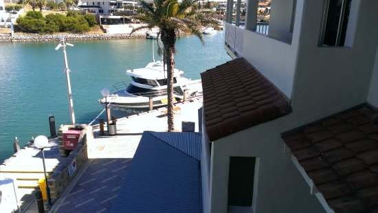 Mindarie, Australia: view from our room
