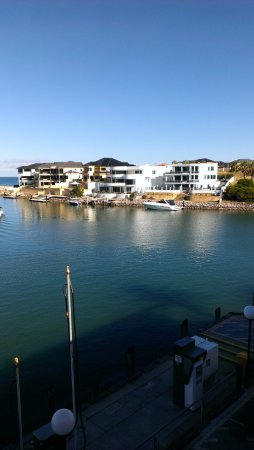 Mindarie, Australia: more scenery from our room