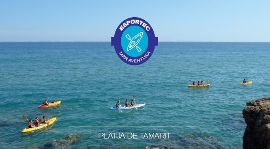Tamarit, Spain: Mar-Aventura