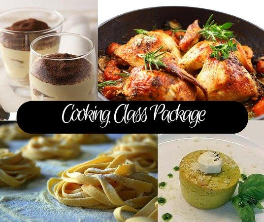 Il Borgo di Vescine - Relais del Chianti : Cooking Class