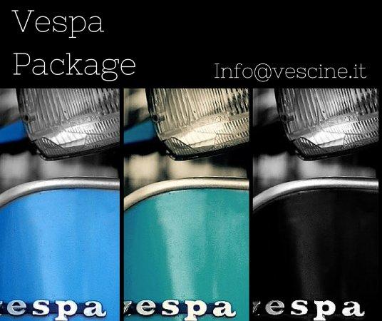 Il Borgo di Vescine - Relais del Chianti : Vespa Package